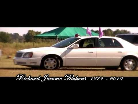 RICHARD JEROME DICKENS FUNERAL