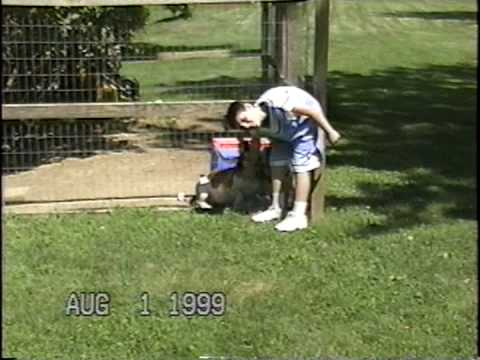 Little Ann, Katie and Ben - 1999