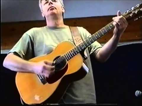 Tommy Emmanuel, France, 2001, playing