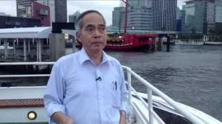 Học Giả ĐỖ THÔNG MINH: Dòng Sông SUMIDA - TOKYO, Nhật Bản