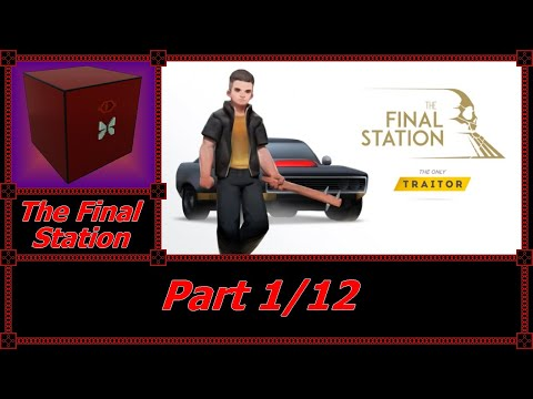 Amonimus VS The Final Station: The Only Traitor (p1) |