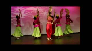 Malaysia Culture Show and Traditional Dance