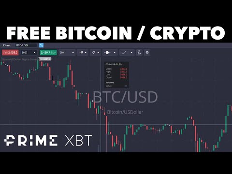 Earn Free Bitcoin Crypto Copy Trading System (Prime XBT Review)