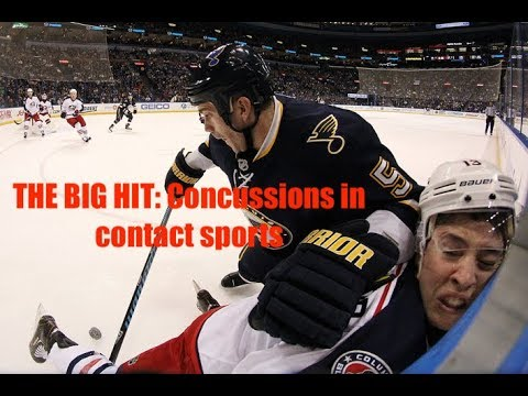 The Big Hit: Concussions in Contact Sports
