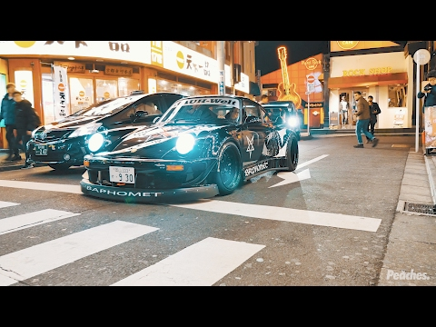 2017 RWB Porsche Tokyo Meet After Movie (4K) Rauh Welt BegriffㅣWidebody Invasionㅣfilm by Dawittgold