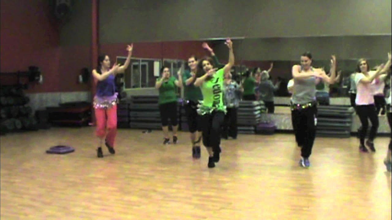 """""""Ringa Ringa"""" for Dance Fitness"""