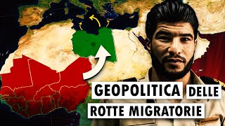 How migrant smuggling works in Libya and North Africa