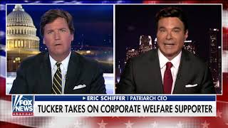 Tucker: NYC-Amazon Deal Shows Democrats Are Now the Party of 'Merciless Corporate Power'