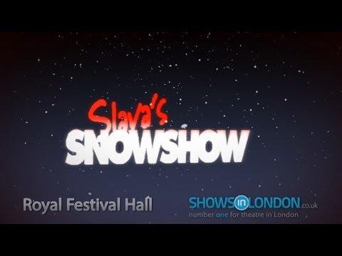 Slava's Snowshow at Royal Festival Hall, London (trailer)