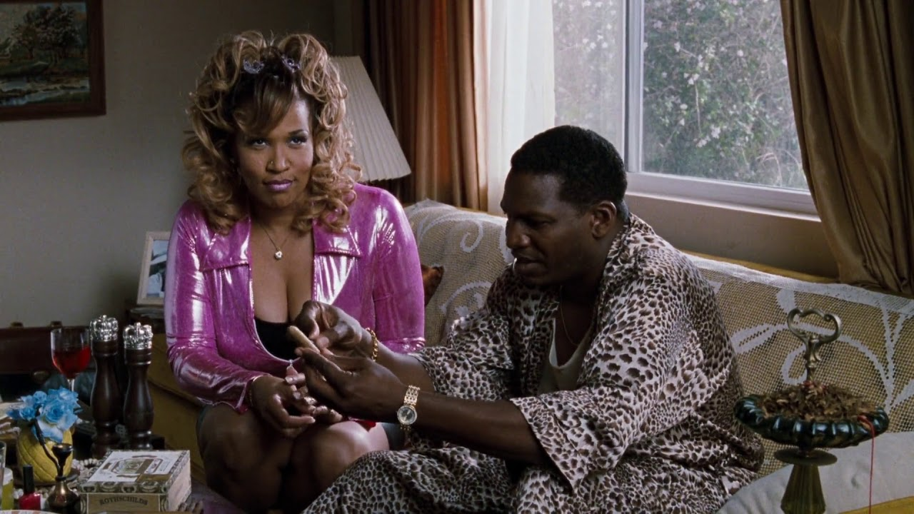 """Download Next Friday (2000) Negro, What The Hell You Doing My Woman"""" Scene"""