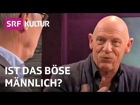 Joe Bausch und Jörg Baberowski: Ist das Böse männlich? (Sternstunde Philosophie vom 11.09.2016)