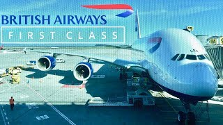 british airways first class london to san francisco airbus a380 review