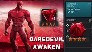 MARVEL CONTEST OF CHAMPIONS: Daredevil Awaken and Signature 99 BUT Be Careful...