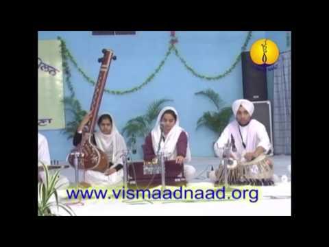 Raag Gauri Bairagan : Bibi Jasleen Kaur Delhi done - Adutti Gurmat Sangeet Samellan 2011