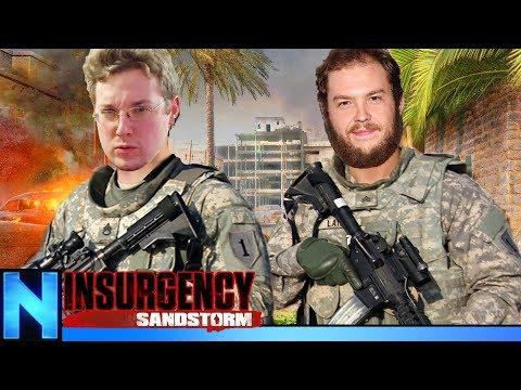 The Most Satisfying FPS We've Played - Insurgency Sandstorm