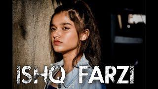 Ishq Farzi | Female Cover | Diksha | Jannat Zubair & Rohan Mehra | Ramji Gulati |