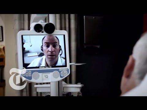 Ebola Virus Outbreak 2014: Robots That May Help Fight It | Times Minute | The New York Times