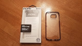 Review of the Incipio Octane Pure for the Samsung Galaxy S7 Edge