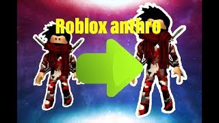 how to be a anthro in roblox !!