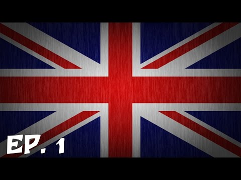 Europa Universalis IV - Extended Timeline - Modern - Great Britain EP. 1