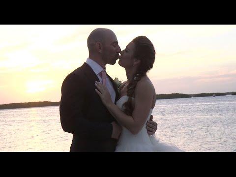 Krizia & Matt Wedding @ Islamorada Fish Company