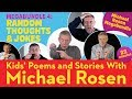 Random Thoughts & Jokes | Poetry Megabundle 4 | Kids' Poems and Stories with Michael Rosen