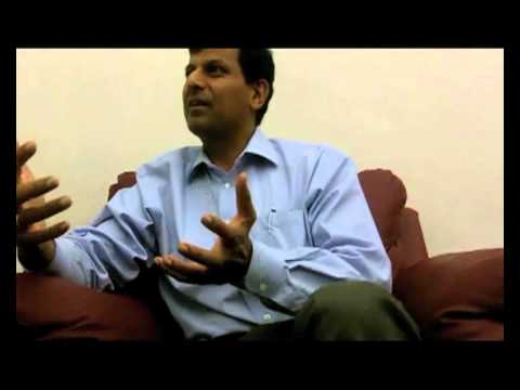 Raghuram Rajan on India's economy