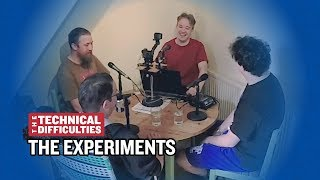 Tabletop Time Machine – Experiment 1