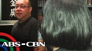 Inampong anak nagreklamo ng rape vs ex-North Rail chief