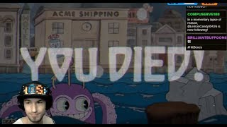 Cuphead Saturday 11-4-17 | Expert and Pacifism Torture
