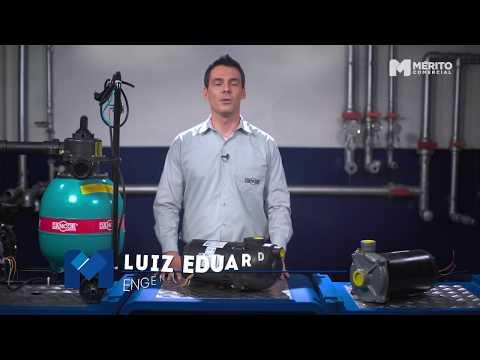 Qual a diferença entre uma bomba auto aspirante e centrífuga?