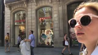 видео Шоппинг в Барселоне: цены, советы, бренды и бутики.