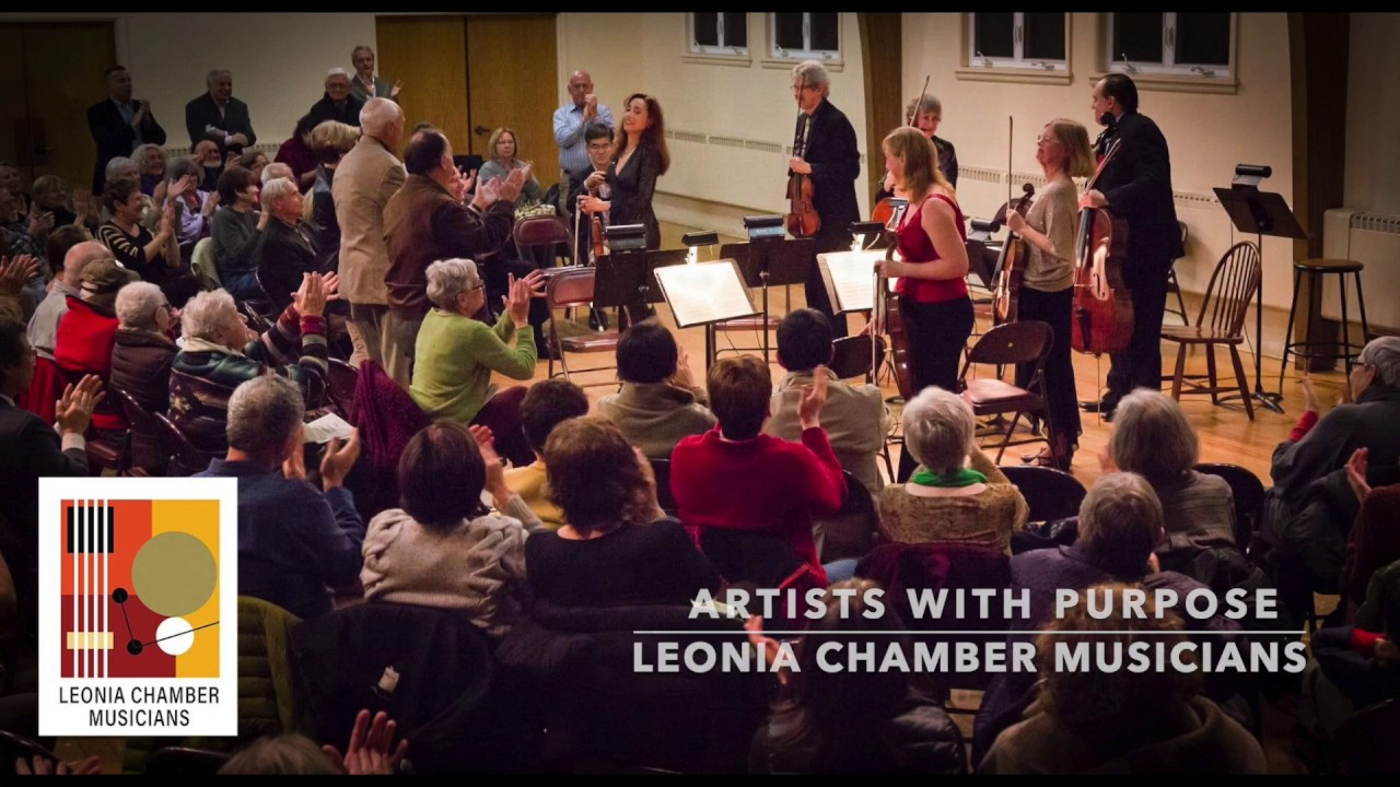 Benefit for Leonia High School feat. Leonia Chamber Musicians: January 26