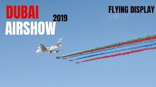 Dubai Airshow 2019 Flying Display - Day 1