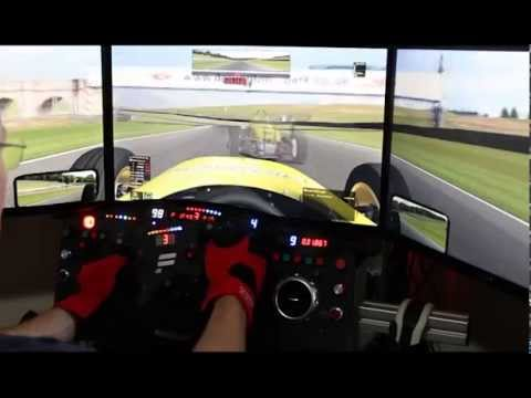 sim racing machines dashboard mk1 youtube. Black Bedroom Furniture Sets. Home Design Ideas