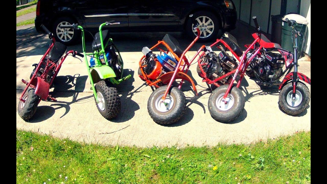 Mini Bike Collection Hd Youtube