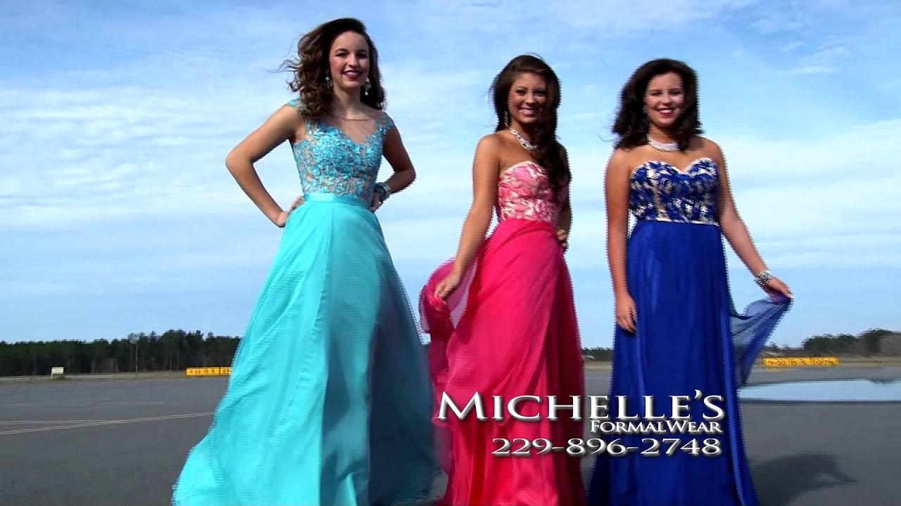 20cc8cd89722 Michelle's Formal Wear Prom 2014 - YouTube