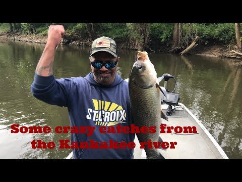 Weird Day On The Kankakee River