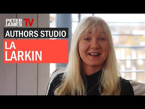 Peter James | LA Larkin | Authors Studio - Meet The Masters