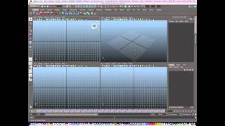 0002 Maya Navigation Key Commands