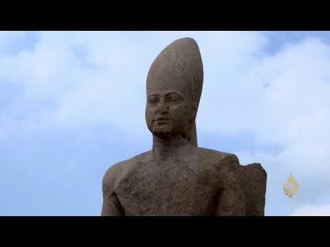 هذا الصباح-اكتشاف أثري ببلدة صان الحجر شمال القاهرة  - نشر قبل 2 ساعة