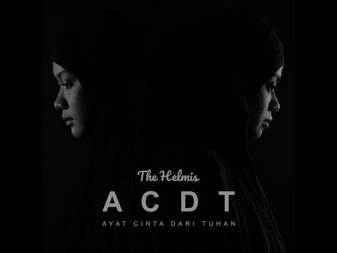 Ayat Cinta Dari Tuhan (Official MV) - The Helmis (Heliza Helmi & Hazwani Helmi)