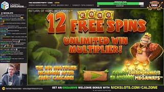 Casino Slots Live - 25/04/19 *I'M BACK!!*