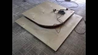 Изготовление компьютерного стола дома(стол для железа), 2015-02-10T21:13:04.000Z)