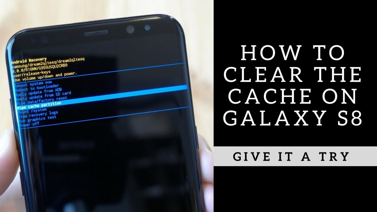 How to Clear Cache on the Galaxy S8