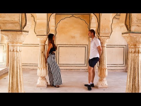 amer-fort-in-jaipur-rajasthan-india---full-guided-tour