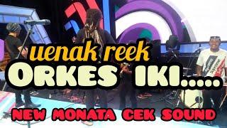 CEK SOUND NEW MONATA JTV SURABAYA