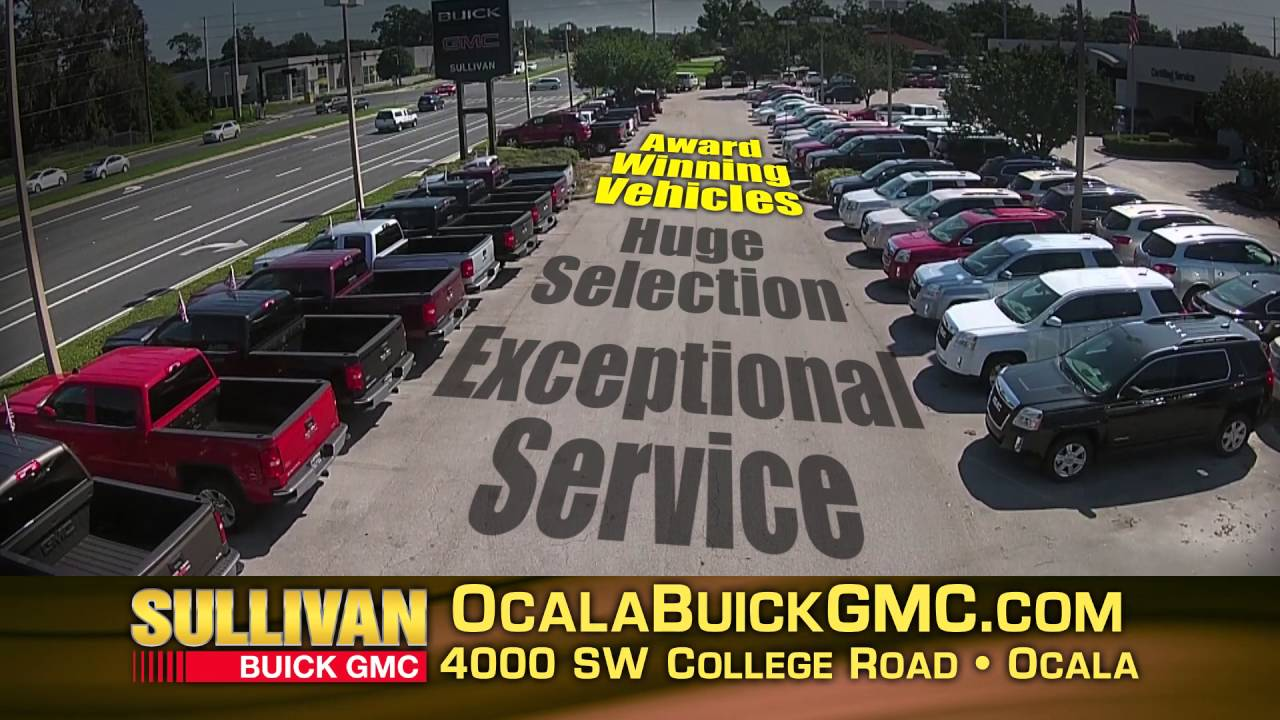 New 2016 Buicks for  199 month at Sullivan Buick GMC Ocala   YouTube New 2016 Buicks for  199 month at Sullivan Buick GMC Ocala