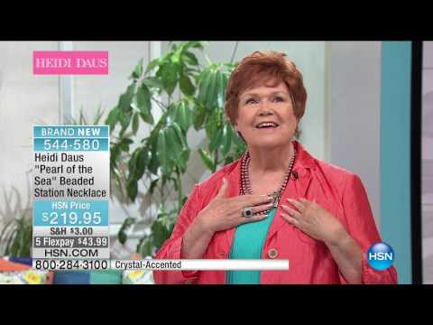HSN | Heidi Daus Jewelry Designs 05.17.2017 - 09 AM