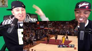 Lakers vs Cavs | Reaction | NBA Game Highlights